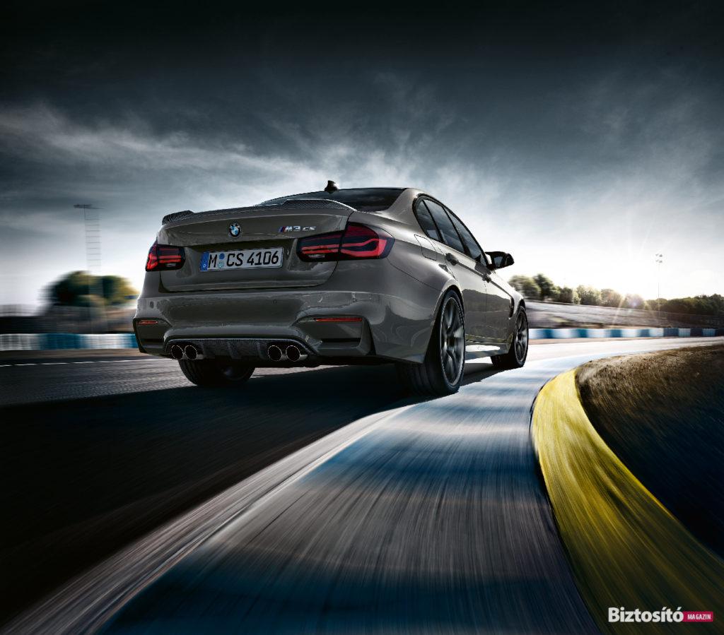 BMW M3 CS: Exkluzív, limitált szériás különkiadás