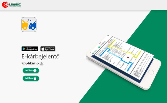 Egy hét alatt kategóriájában Magyarország legnépszerűbb applikációjává  nőtte ki magát a MABISZ január 8-án elindított digitális kárbejelentője 3943417aa9